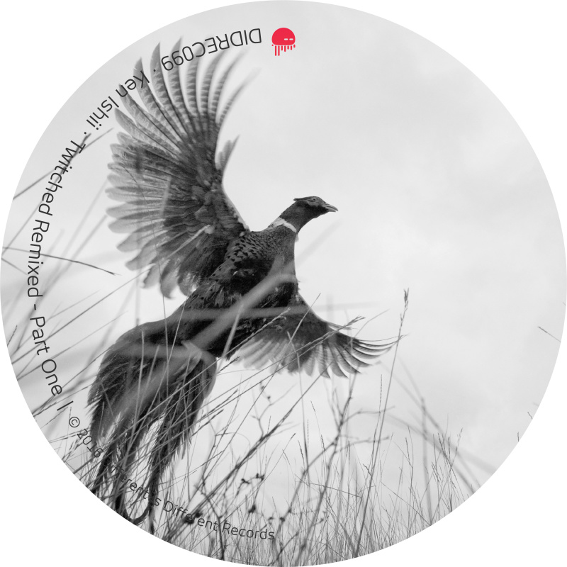 Ken Ishii - Twitched Remixed Part One