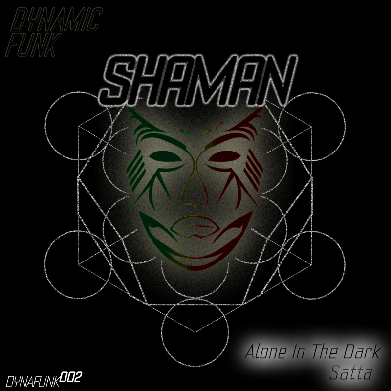 Shaman - Alone In The Dark / Satta