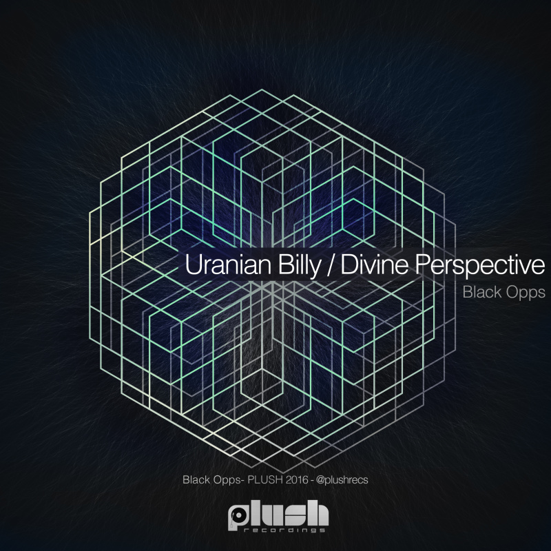 Black Opps - Uranian Billy / Divine Perspective