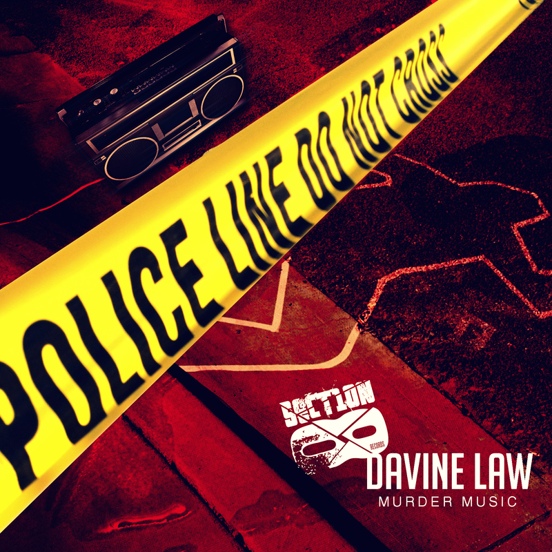 Davine Law - Murder Music EP