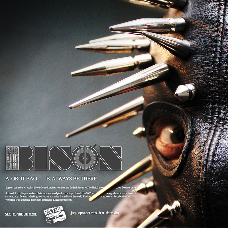 Bison - Grot Bag / Always Be There