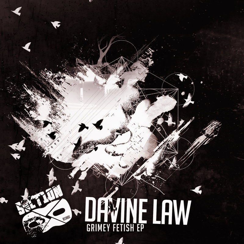 Davine Law - Grimey Fetish EP
