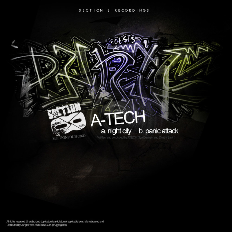 A-tech - Night City / Panic Attack