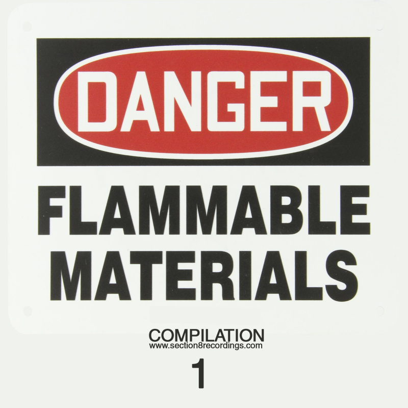 Various Artists - Flammable Materials Compilation