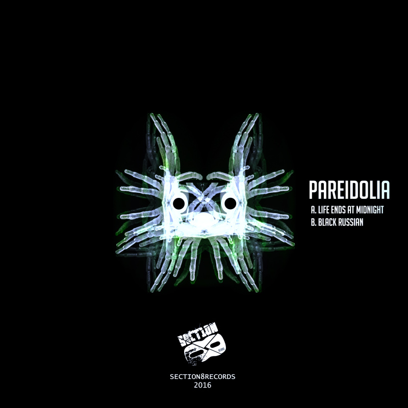 Pareidolia - Life Ends at Midnight / Black Russian