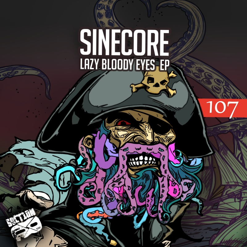 Sinecore - Lazy Bloody Eyes