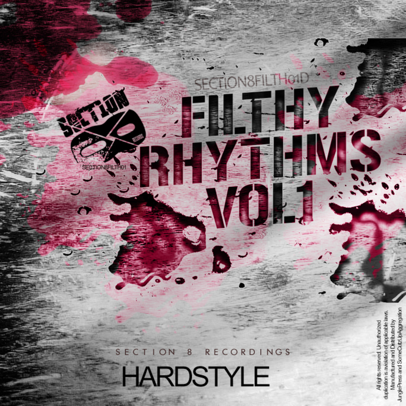 Various Artists - Filthy Rhythms Vol1
